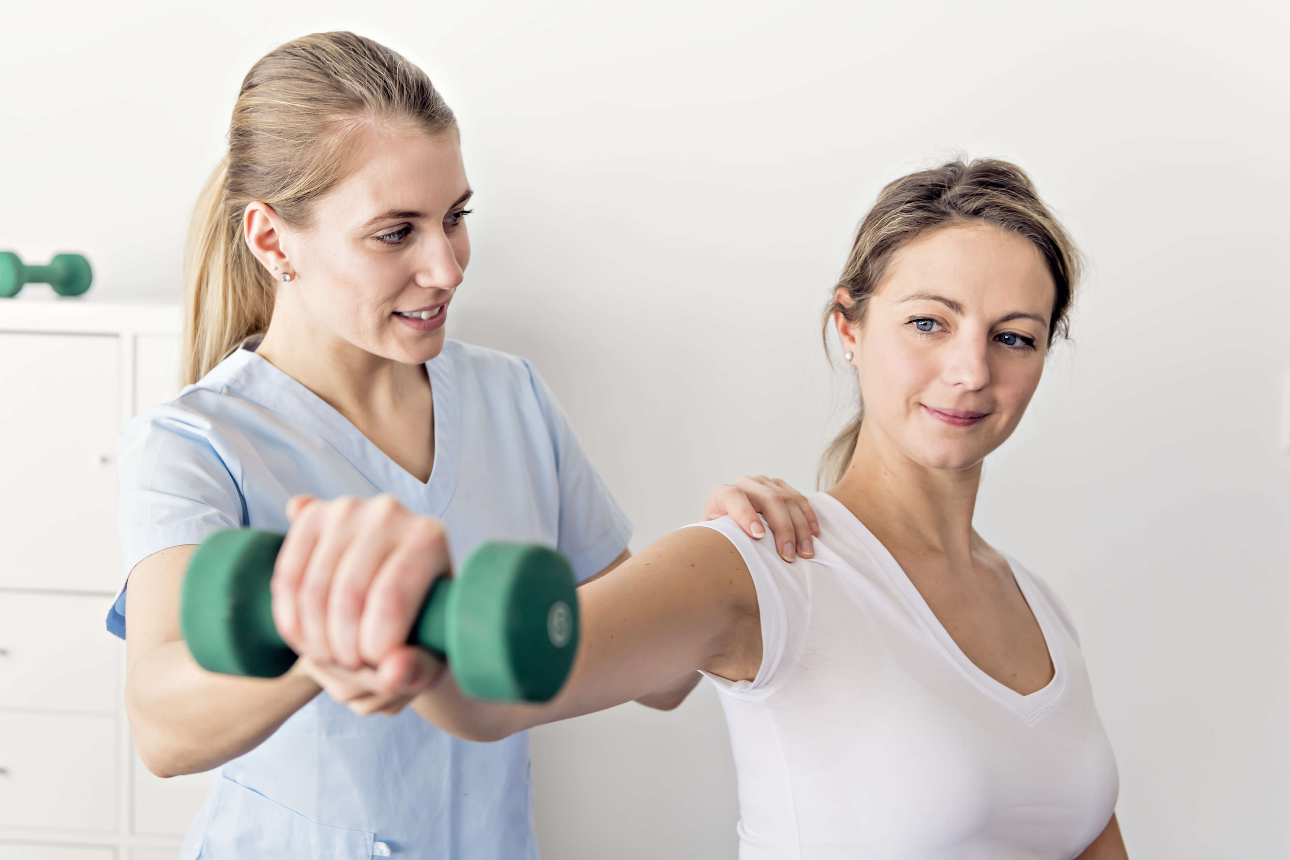 Shoulder Pain Relief Physical Therapy